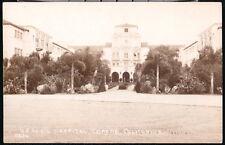 CORONA CA US Naval Hospital Vintage RPPC Postcard Old Military Real Photo PC