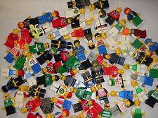 LEGO - Lot of 15 misc. Minifigures men Minifigs figures people bricksale