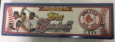 2006 Topps Baseball Factory Set Red Sox Sealed Complete 659 Card Box Bonus Pack