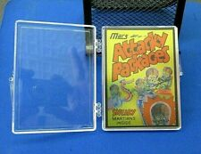 MARS ATTACKS OCCUPATION TOPPS  ATTACKY PACKS FOIL COMPLETE 10 CARD SET