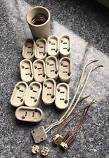 E40 Ges VARI Porcellana Lampada in ceramica titolare Bundle JOB LOTTO HPS VS 129 fasi