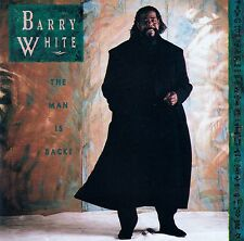 Barry White: The man is back!/CD