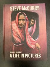 """""""Steve McCurry - A Life in Pictures"""" Bookplate Hand-Signed by Steve McCurry!"""