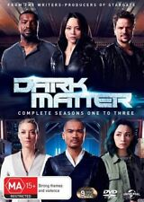 Dark Matter : Season 1-3 (DVD, 2017, 9-Disc Set)