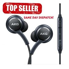 Samsung AKG Headphones Earphones For Galaxy s8 s9 s9 Plus All Note With Mic.