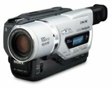 Sony Handycam DCR-TR8000 - VIDEOCAMERA-Hi8, Video Digitale 8, 8