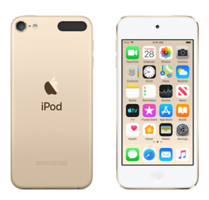 Newest! Apple iPod Touch 7th Generation 128GB (GOLD BRONZE) - 1Year WARRANTY