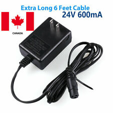 24V 0.6A Electric Scooter Battery Charger For Razor E100 E125 E150 E175 Trikke E
