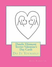 Dandie Dinmont Terrier Valentine's Day Cards : Do It Yourself by Gail Forsyth.