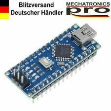 Arduino Nano Hochwertiges komp. Board ATmega328P CH340g 5V 16MHZ