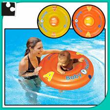 SALVAGENTE con mutandina per NEONATO ciambella bambini gonfiabile mare e piscina