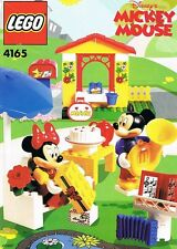Lego Disney's Mickey Mouse #4165 Minnie's Birthday Party New SEALED -