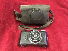 Vintage Falcon Miniature Camera and Case