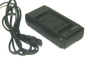 Panasonic VSK0317 AC Adapter Battery Charger for Camcorder / Video Camera