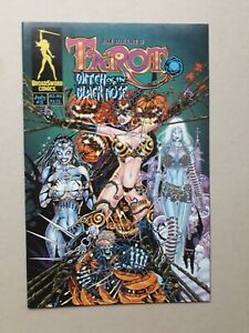 Tarot Witch of the Black Rose #3 A.  2000