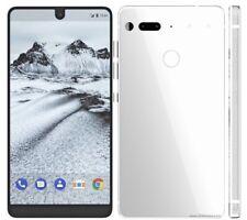 "Unlocked Essential Phone PH-1 128GB/4GB 5.71"" 4G LTE GSM CDMA Sprint Pure White"