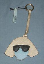 NWT Love Bravery Lady Gaga Elton John Purse Bag Clip Fob Piano Head Sunglasses