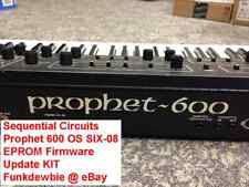 Sequential Circuits Prophet 600 OS SIX-08 EPROM Firmware Update KIT