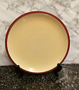 """Denby Pottery Juice Lemon Dinner Plate 10.5""""   27 cm"""