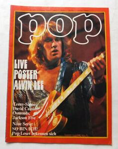 POP   Nr.   2/73   8. Jahrgang 1973   Musikzeitschrift   Z1-