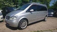 MERCEDES  VIANO CAMPERVAN  AMBIENTE 3.2  CHOICE OF MORE THAN 30 IN UK STOCK