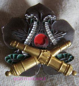 IN11460 - INSIGNE 1° Régiment d'Artillerie, 7° Batterie Cobra, ex 12° R.A.