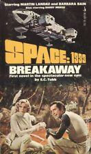Breakaway (Good) Space: 1999 Pocket 80184 E.C. Tubb 1975 Science Fiction
