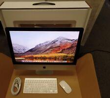 """MINT 2017 21.5"""" Apple iMac 4K 3.0GHz i5 1TB HDD 8GB 2GB GFX Offic2016 AppleCare+"""