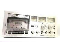 PIONEER CT-F700 High End Stereo Cassette Deck Vintage 1978 Refurbished Like NEW