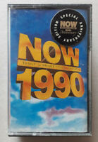Now Thats What I Call Music 1990 Big Box Double Tape - 10th Anniversary Edition