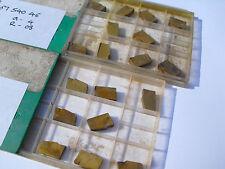 18 OFF WIDIA saldatura / inserti di partizione 235 67 540 46 TK15 (p05-p30, m05-m30) 4mm