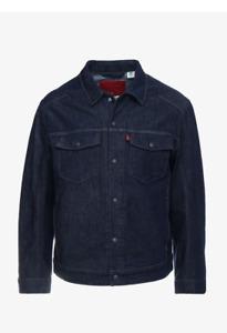 Levis Engineered Denim Premium Trucker Jacket Regular Fit Free 48Hr Del RRP £120