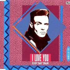 Vanilla Ice I love you (1991) [Maxi-CD]