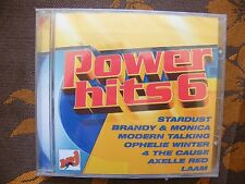 CD COMPILATION POWER HITS Vol.6 / East West France (1998) Depeche Mode - NEUF