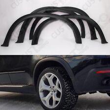 BMW X5 E70 fender flares wheel arch SET 4pieces, Fiberglass