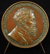 Médaille Michelangelo Michel-Ange angelus bonarotus florentinu Herard 1820 medal