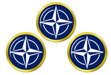 NATO Golf Ball Markers