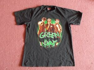 Green day T-shirt Medium