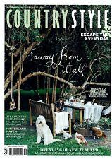 Country Style Magazine August 2020 Bauer Media Australia