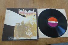 Led Zeppelin II UK 1969 Atlantic Plum & Red 588198 Killing Floor Error LP