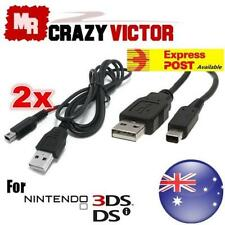 DSi XL Video Game USB Cables