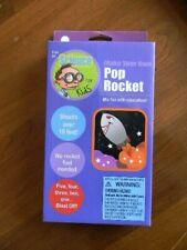 Mega Science Kit Box for Kids -Make your own Pop Rocket- 6 pc- Ages 8+ New