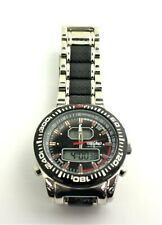 Men's Mossimo S60-08 Stainless Steel Watch Parts or Repair