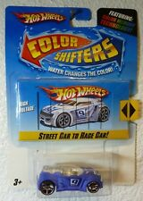 HOT WHEELS Color Shifters - Street Car to Race Car! HIGH VOLTAGE