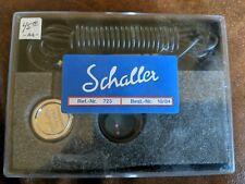 Schaller Oyster S/P (Single/Plug) Passive External Mount Piezo Pickup - NICKEL