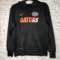 Nike Therma-Fit Florida Gators UF Black Logo Pullover Hoodie Men's Large