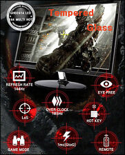 "QNIX - QHD2414 LED 144 MULTI HOT Tempered Glass 24"" 1920X1080@144Hz FHD/1,000:1"