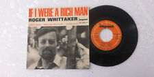 ROGER WHITTAKER. IF I WERE A RICH MAN. 45 TRS BIEM MADE IN FRANCE. 4 TITRES.