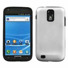 Galaxy SII (T989), MYBAT White Fusion Phone Case (Rubberized)