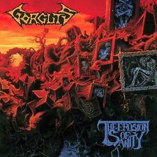 Gorguts - The Erosion Of Sanity LP Cover Death Metal Sticker or Magnet